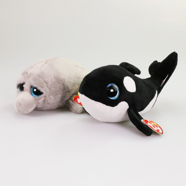 f08769e2691 Beanie Boos Australia - Nona the Black Whale (regular)