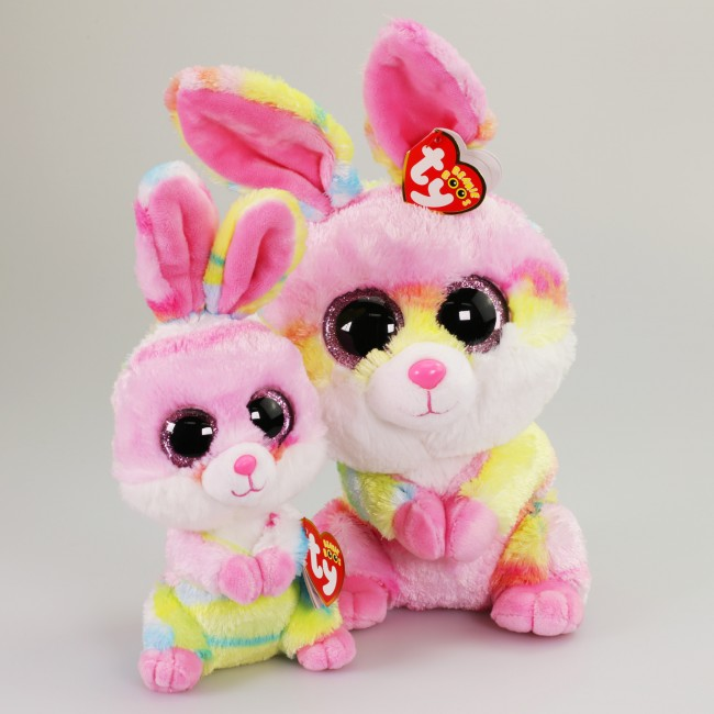 61461bac3f8 Beanie Boos Australia - Lollipop the Rabbit Easter (medium)