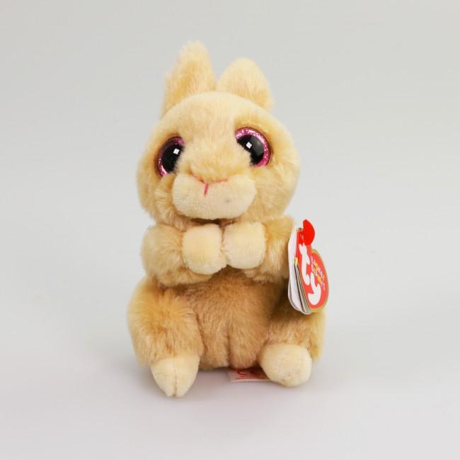 496aa3886b0 Beanie Boos Australia - Ginger the Brown Bunny Basket Beanies