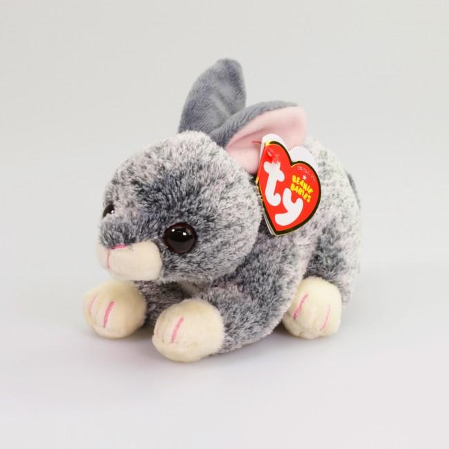 7d97537cc06 Beanie Boos Australia - Smokey the Grey Rabbit Beanie Babies