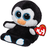 Penni the Penguin (Peek-A-Boos)