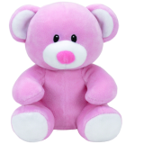 Princess the Pink Bear Baby Ty