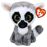 Linus the Lemur Regular Beanie Boo