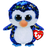 Payton the Blue Penguin Regular Flippable