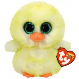Lemon Drop the Chick Easter Regular Beanie Boo