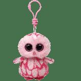 Pinky the Pink Barn Owl