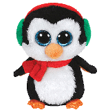 North the Christmas Penguin (medium)