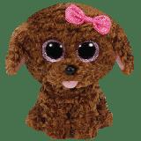 Maddie the Brown Dog (medium)