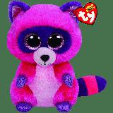 Roxie the Pink Raccoon (medium)