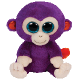 Grapes the Purple Monkey (medium)