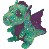 Cinder the Green Dragon (medium)