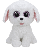Pippie the White Dog (medium)