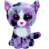Lindi the Pink Cat (medium)