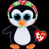Christmas Penelope the Penguin Regular Beanie Boo