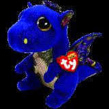 Saffire the Blue Dragon (medium)