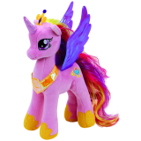 My Little Pony Princess Cadance Beanie Babies