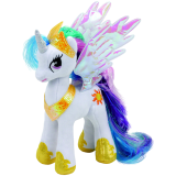 My Little Pony Princess Celestia Beanie Babies