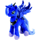 My Little Pony Princess Luna Beanie Babies