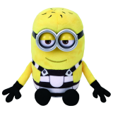 Despicable Me 3 Minion Tom Beanie Babies