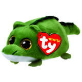 Wallie the Green Alligator (Teeny Tys)