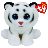Tundra the White Tiger (regular)
