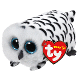 Nellie the White Owl (Teeny Tys)