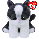 Yang the Black & White Cat Beanie Babies