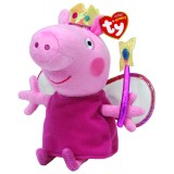 Peppa Pig Princess Peppa Regular Beanie Babies