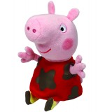 Peppa Pig Muddy Peppa Regular Beanie Babies