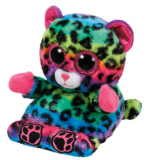 Lance the Multicoloured Leopard Phone Holder (Peek-A-Boos)