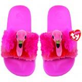 Gilda the Flamingo Slides Medium