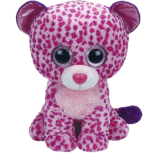 Glamour the Pink Leopard (xl)