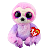 Dreamy the Purple Sloth Regular Beanie Boo