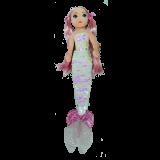 Cora the Pink Mermaid Medium Sea Sequins