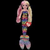 Anastasia the Multicoloured Mermaid Medium Sea Sequins Foil