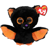 Echo the Bat Halloween Regular Beanie Boo