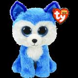 Prince the Blue Husky Regular Beanie Boo