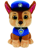 Paw Patrol Chase Beanie Boo