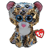 Sterling the Leopard Medium Flippable