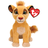 Lion King Simba Regular Beanie Babies