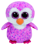 Glider the Pink Penguin