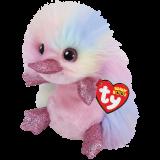 Pentunia the Multicoloured Platypus Regular Beanie Boo