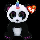 Paris the Panda with Horn Regular Beanie Boo