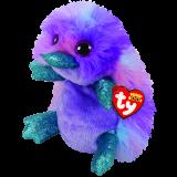 Zappy the Purple Platypus Medium Beanie Boo
