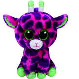 Gilbert the Pink Giraffe (regular)