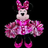 Minnie Mouse Cheerleader Sparkle Beanie Babies