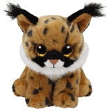 Larry the Brown Lynx Beanie (regular)