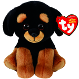 Trevour the Rottweiler Beanie (regular)