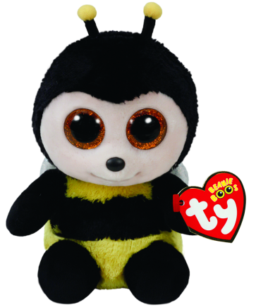 Buzby the Yellow Bee (regular)