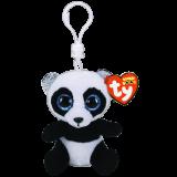 Bamboo the Panda Clip Beanie Boo